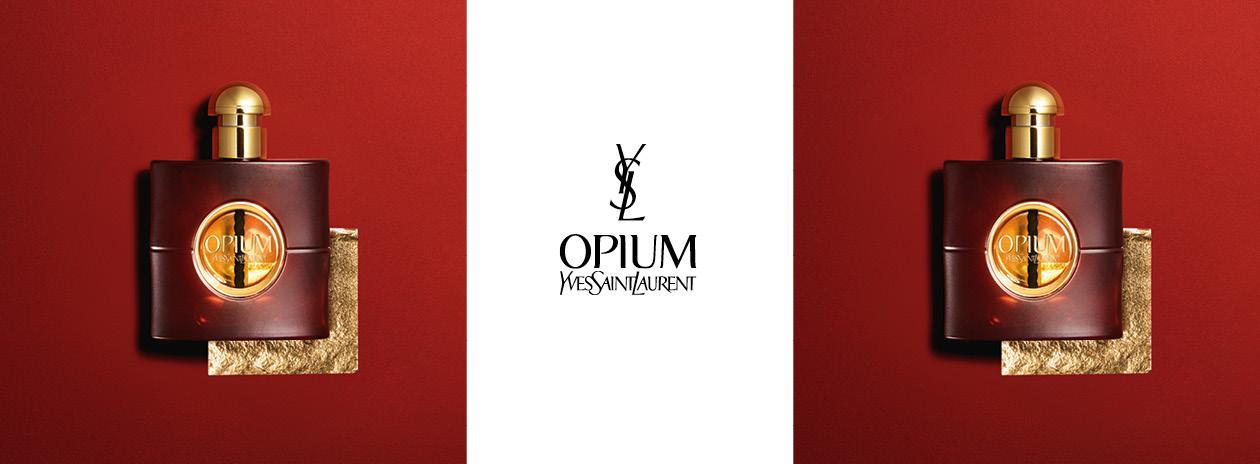 YVES SAINT LAURENT Opium - jetzt entdecken